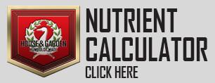 House & Garden Nutrient Calculator