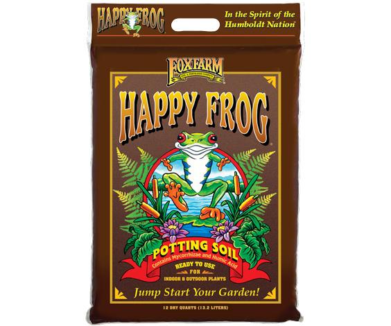 Picture of FoxFarm Happy Frog® Potting Soil, 12 qt