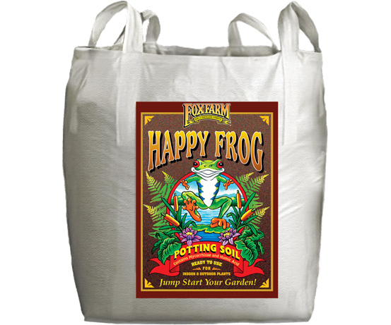 Picture of FoxFarm Happy Frog® Potting Soil, Bulk, 55 cu ft (FL, IN, MO ONLY)