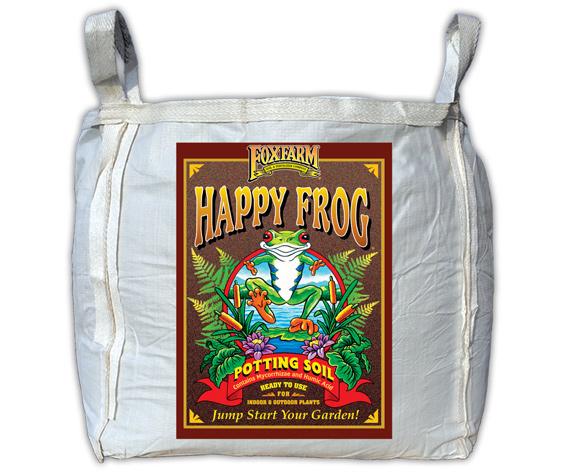 Picture of FoxFarm Happy Frog® Potting Soil Tote, 27 cu ft