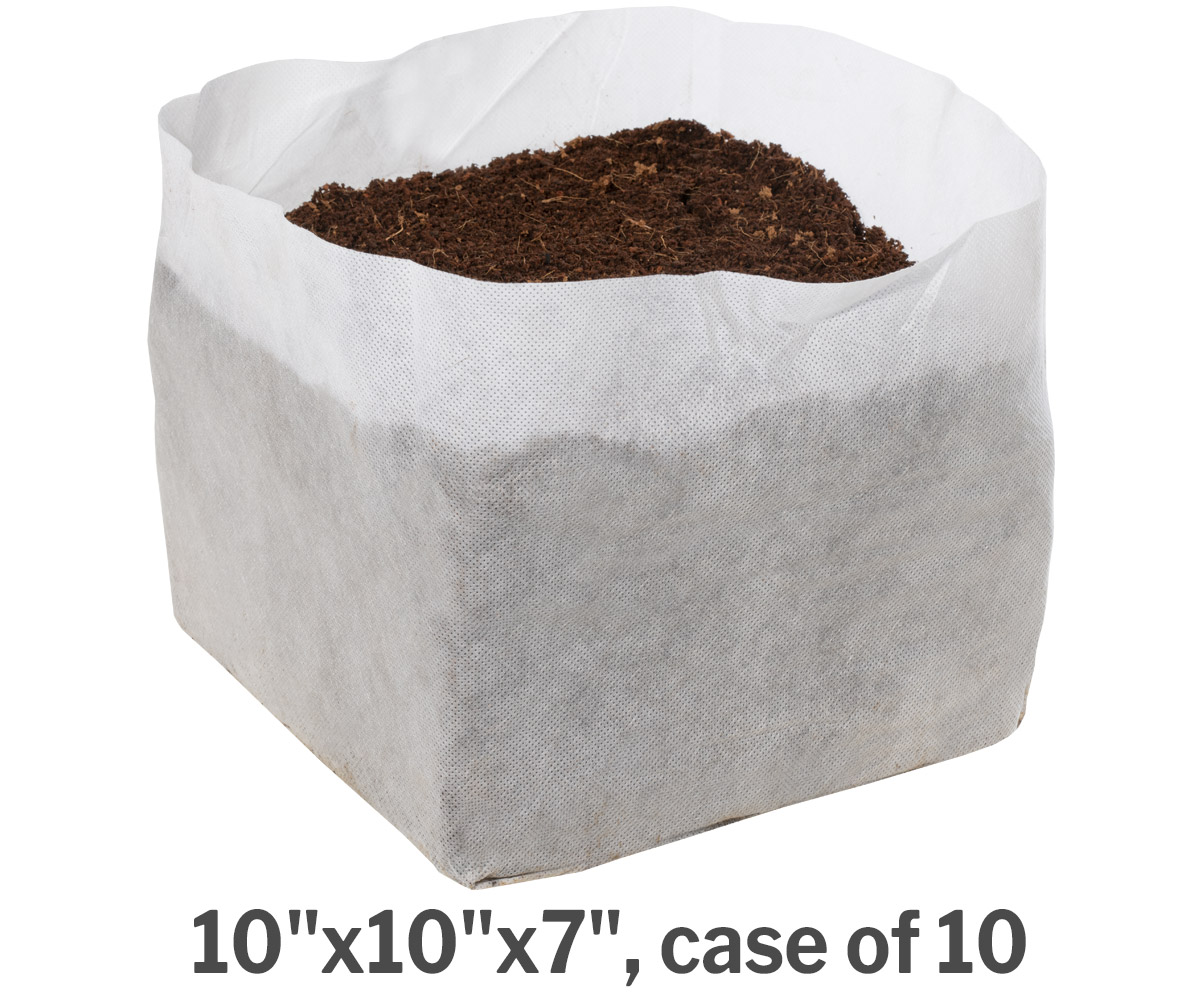 """Picture for GROW!T Commercial Coco, RapidRIZE Block 10""""x10""""x7"""", case of 10"""