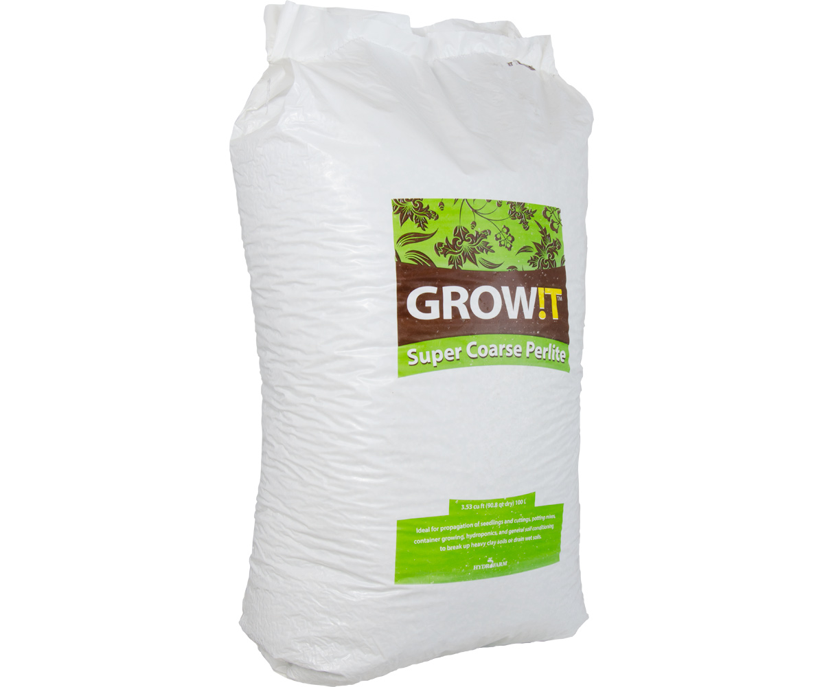 Picture for GROW!T Super Coarse Perlite, 100 L/3.53 cu ft