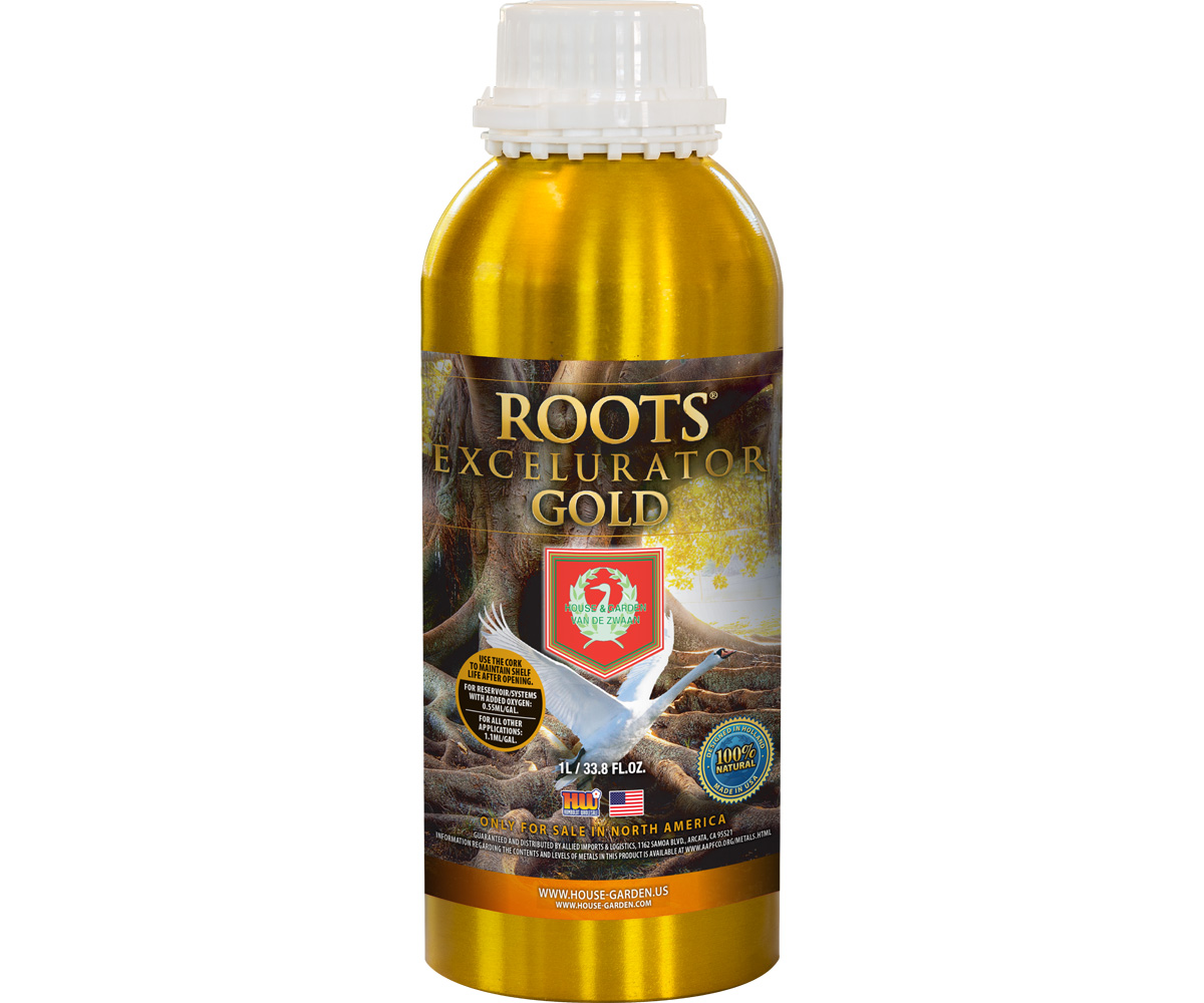 Picture for House & Garden Roots Excelurator Gold, 1 L