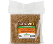 """Picture of GROW!T Coco Caps, 6"""", pack of 10"""