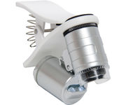 Picture of Active Eye Universal Phone Microscope, 60x, w/clamp