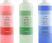 Picture of GroStar pH calibration kit (pH 4/7/10, 8 oz. each)