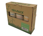 Picture of Biobizz Try-Pack Outdoor, pack of 3 (250 ml ea)