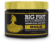 Picture of Big Foot Mycorrhizae Gold, 4 oz
