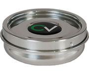 """Picture of CVault X-Small Humidity Curing Storage Container, 3.25"""" x 1"""""""
