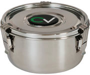 """Picture of CVault Large Humidity Curing Storage Container, 4.75"""" x 2.25"""""""