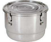 """Picture of CVault 8 Liter Humidity Curing Storage Container, 10"""" x 7"""""""