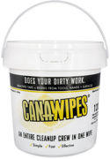 Picture of CAN-A-WIPES Cleaning Wipes, 120 count tub