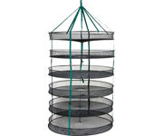 Picture of STACK!T Drying Rack w/Clips, 3 ft - Now With Center Support Strap