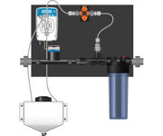 Picture of Dilution Solutions (NDS) Micro-Doser System, 3/4 in Left to Right (Lo-Flo)