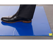 """Picture of International Enviromat® Blue Sticky Mat 24""""x36"""", 8-Pack of 30-sheet pads"""