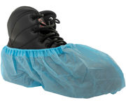 Picture of International Enviroguard FirmGrip Shoe Cover, Blue, One Size, case of 300