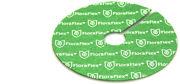 "Picture of FloraFlex Matrix Pad, 7.5"" - 9"", Pack of 12"