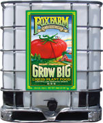 Picture of FoxFarm Grow Big® Liquid Concentrate, 250 gal