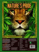 Picture of Pride Lands Veg Fertilizer, 35 lbs