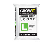 Picture of GROW!T Commercial Coco, Loose, 1.75 cu ft bag