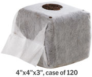 """Picture of GROW!T Commercial Coco, RapidRIZE  Block 4""""x4""""x3"""", case of 120"""