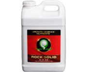 Picture of Growth Science Nutrients Rock Solid, 2.5 gal