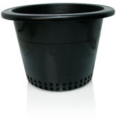 """Picture of Round Mesh Bottom Pot w/heavy lip, 10"""", bag of 50"""