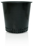 """Picture of Round Mesh Bottom Pot, 6"""", bag of 50"""