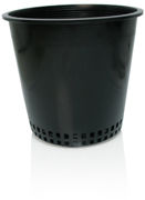 """Picture of Round Mesh Bottom Pot, 8"""", bag of 50"""