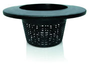 """Picture of Wide Lip Bucket Basket, 8"""", case of 25"""