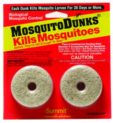 Picture of Mosquito Dunks, 2 per card