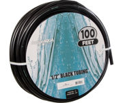 """Picture of 1/2"""" ID Black Tubing 100'"""
