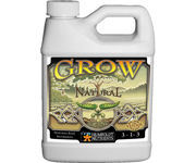Picture of Humboldt Nutrients Grow Natural, 1 qt