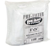 """Picture of Phat Pre-Filter, 6"""" x 24"""""""