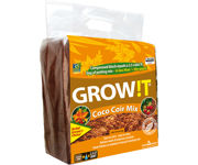 Picture of GROW!T Organic Coco Coir Mix, Block