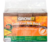 Picture of GROW!T Coco Coir Mix Brick, pack of 3