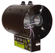 """Picture of CD-In-Line Duct Ozonator Corona Discharge w/2 cells, 10"""""""