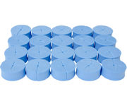 """Picture of oxyCLONE oxyCERTS - 1 7/8"""", Blue, pack of 20"""