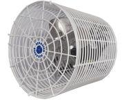 "Picture of Schaefer Versa-Kool High Velocity Greenhouse Fan, 8"""