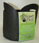 """Picture of Smart Pot w/Handles, 7 gal, 14"""" x 10.5"""""""