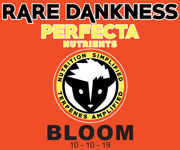 Picture of Rare Dankness Nutrients Perfecta BLOOM, 1 gallon pail, 6 lbs