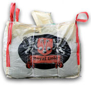 Picture of Royal Gold Mendo Mix, 1 yard tote
