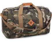 Picture of Revelry Supply The Around-Towner Medium Duffle, Camo Brown