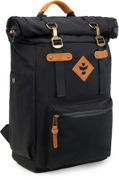 Picture of Revelry Supply The Drifter Rolltop Backpack, Black