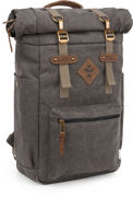 Picture of Revelry Supply The Drifter Rolltop Backpack, Ash