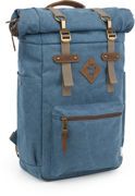 Picture of Revelry Supply The Drifter Rolltop Backpack, Marine