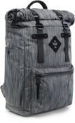 Picture of Revelry Supply The Drifter Rolltop Backpack, Striped Black
