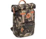 Picture of Revelry Supply The Drifter Rolltop Backpack, Camo Brown