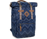 Picture of Revelry Supply The Drifter Rolltop Backpack, Indigo