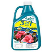 Picture of Safer 3-in-1 Garden Spray Concentrate, 1 qt